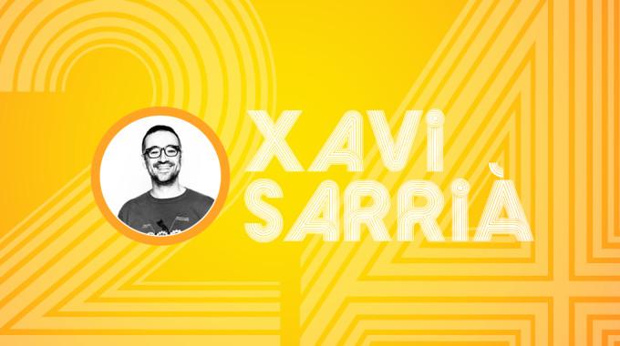 Dia 24 – Xavi Sarrià