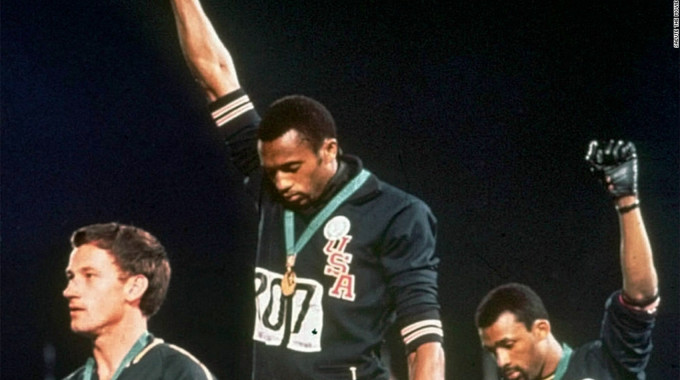L'home Blanc De La Foto La Història Desconeguda De Peter Norman, Actor Secundari De L'escena Del Black Power