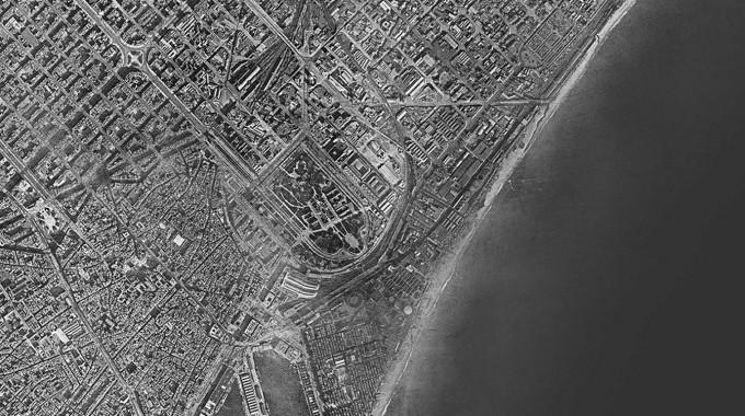 La Barcelona Olímpica: Icària, El Barri Esborrat