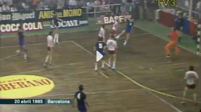 El Fly De Sagalés: Una Recopa D'infart Pel Barça D'handbol