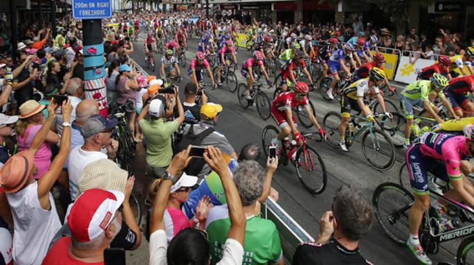 Comença La Temporada Ciclista I Els Australians Dominen A Casa