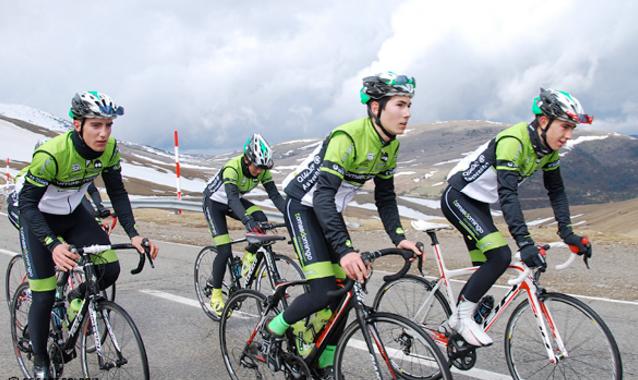 Club Ciclista Sant Boi: Aposta Per La Base