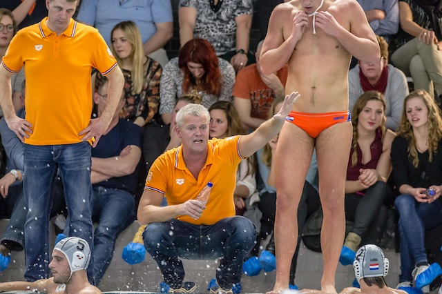 holanda waterpolo