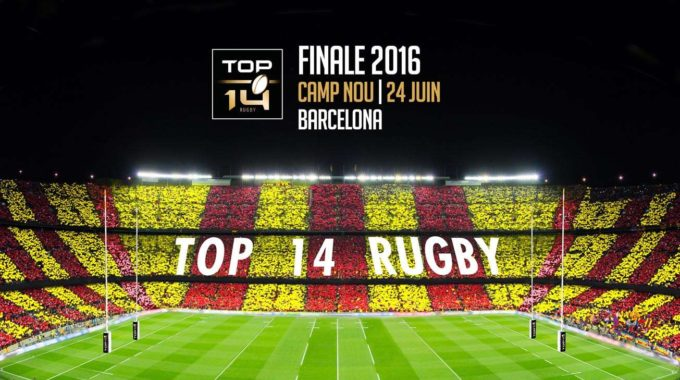 Final Del Top-14 De Rugbi A Barcelona