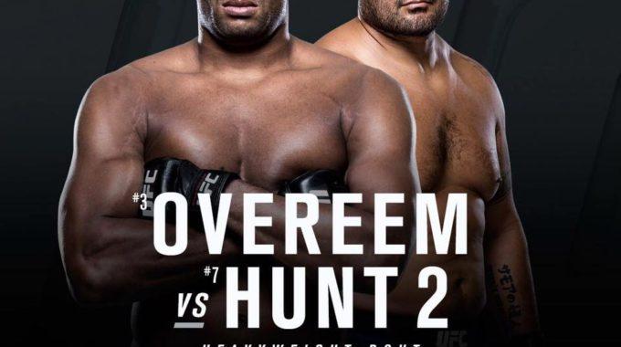 UFC 209: Hospitals I Partides D'escacs