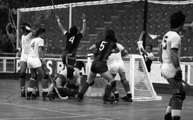 Final europea contra el Benfica, el 1973