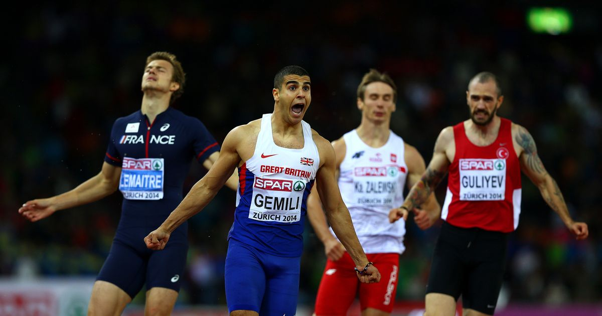 Adam-Gemili-celebrates-winning-gold-in-the-Mens-200-metres-final-at-the-European-Athletics-Championships