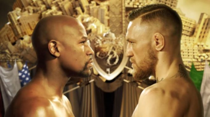 The Money Fight: Mayweather Vs McGregor