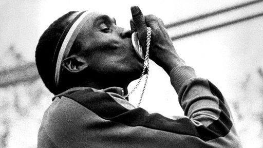 El Primer Africà De Raça Negre En Competir Als Jocs D'hivern L'ugandès Tofiri Kibuuka Es Va Convertir El 1976 En El Primer Representant Del Continent Espoliat