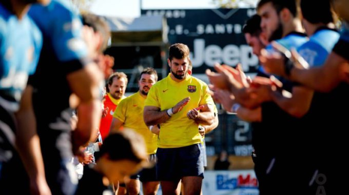 Una Final Catalana? Barça I Santboiana Es Podrien Enfrontar A La Final De La Copa Estatal De Rugby