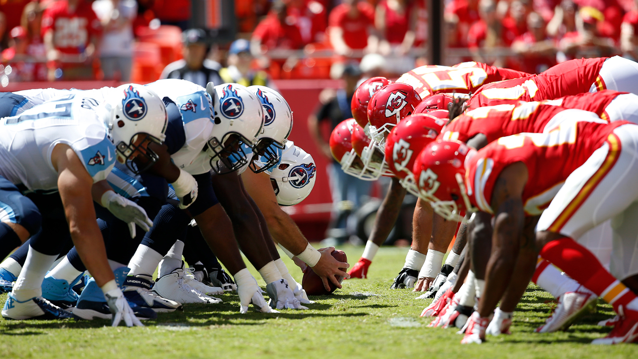 Titans Chiefs Football