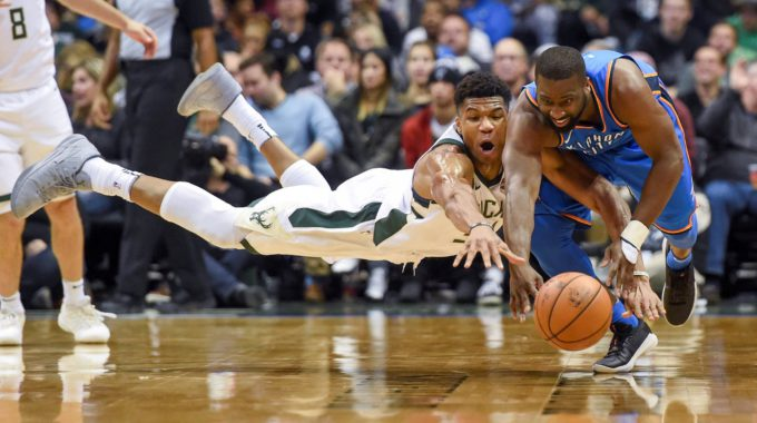 Un Antic Manter A L'all-star De L'NBA De Lagos A Milwaukee Passant Per Atenes, El Camí Dels Antetokounmpo