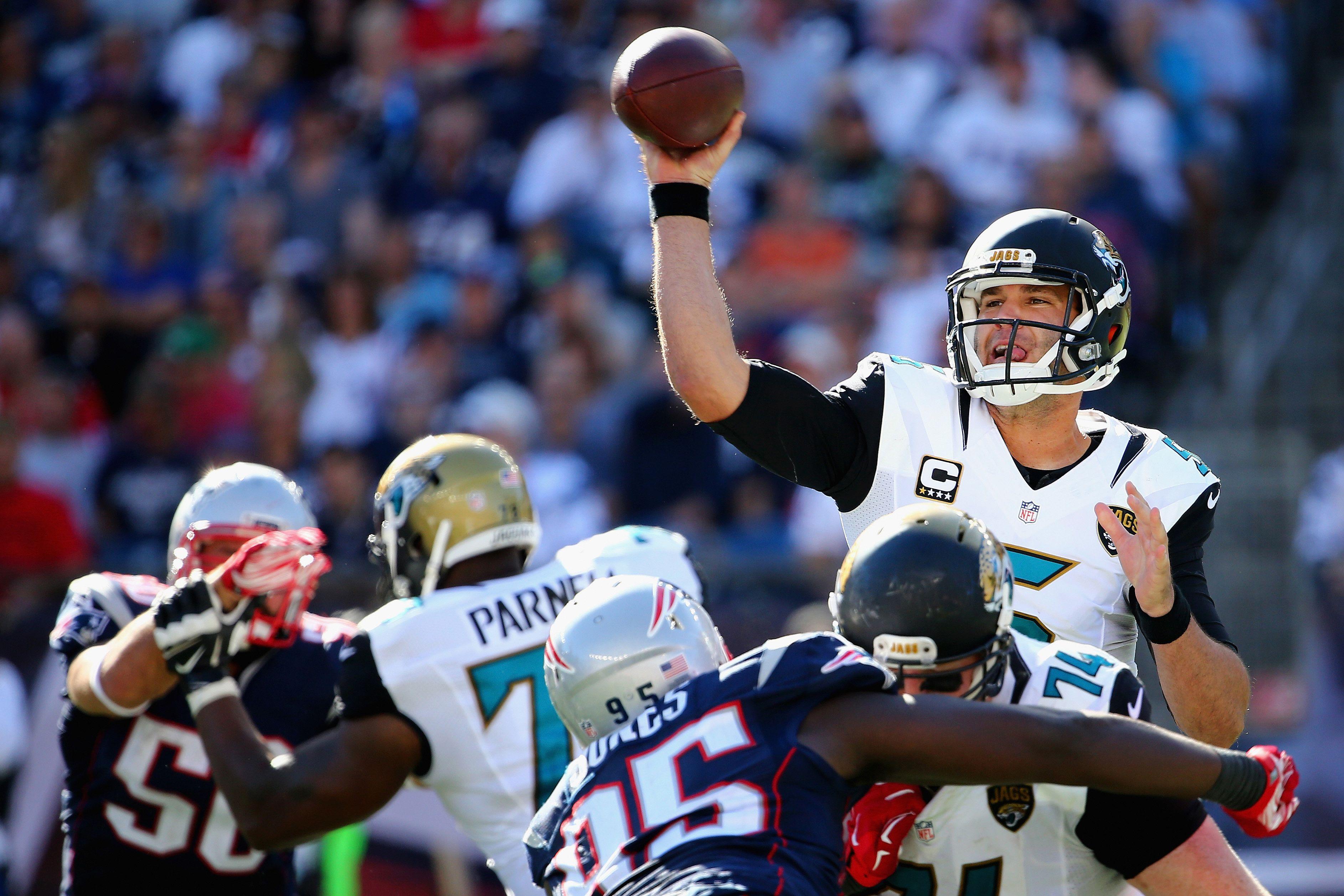 Jacksonville Jaguars v New England Patriots. A un pas de la Super Bowl