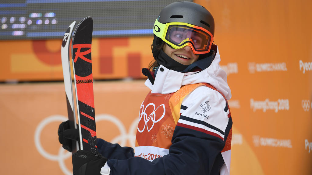 PYEONGCHANG 2018 - FREESTYLE SKIING - WOMEN'S MOGULS QUALIFICATION