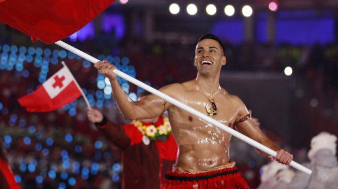 Pita Taufatofua, Del Taekwondo A L'esquí De Fons Banderer A Rio, Banderer A Pyeongchang