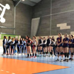 El Futur Del Voleibol Femení Català S'exhibeix A Sant Cugat El CVB Barça Campió De La Superlliga Júnior Femenina Disputada Al Pavelló De Valldoreix