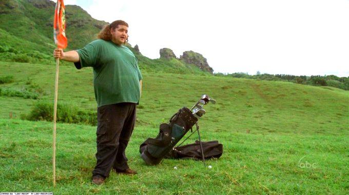 Esport I Sèries: El Partit De Golf A Lost El Dia Que En Hurley Va Decidir Animar Els Supervivents A Través De L'esport