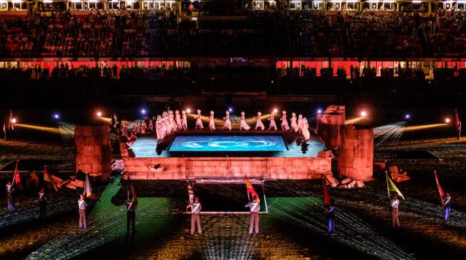 Inauguracio Jocs Mediterrani Foto Adria Costa 22062018  ACR4978069