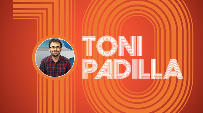 Dia 10 – Toni Padilla