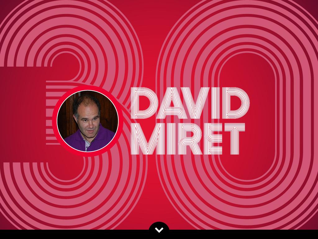 Dia 30 – David Miret