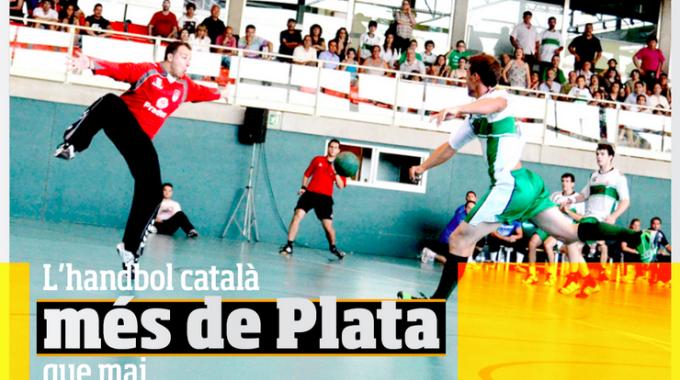 L'handbol Català Més De Plata Que Mai