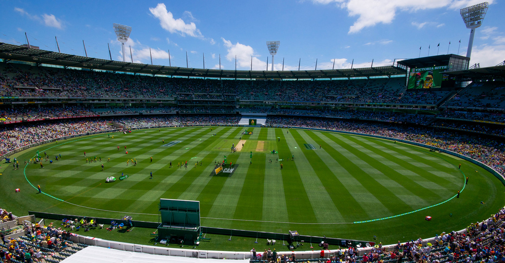 Boxing Day Test (Flickr)