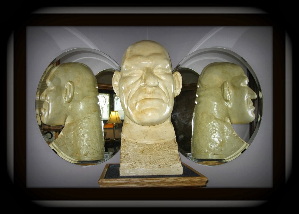 Maurice Tillet Death Mask1 - Copy