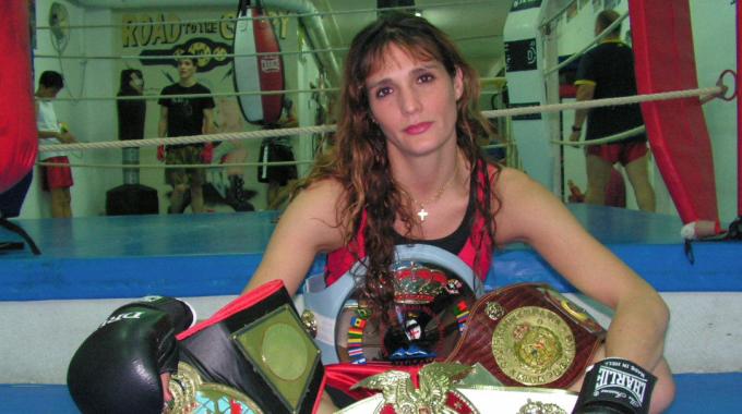 S'ha Retirat Loli Muñoz, Un Referent De La Boxa Femenina Del País