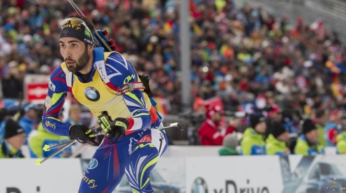 Martin Fourcade, Camí De La 5a Copa Del Món De Biatló Consecutiva
