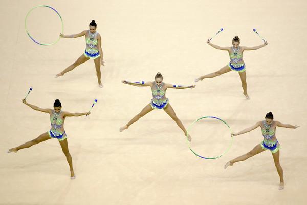 Rio Acull El Test Event De Gimnàstica Rítmica De Cara Als Jocs