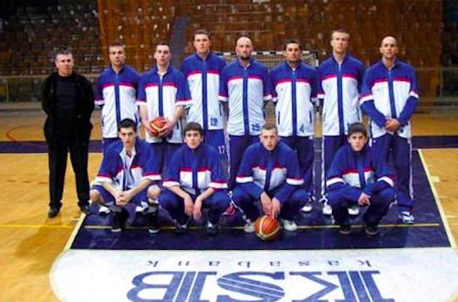 La Mort Del Bambi: El Primer Equip Serbi Que Va Jugar La Lliga Kosovar De Bàsquet