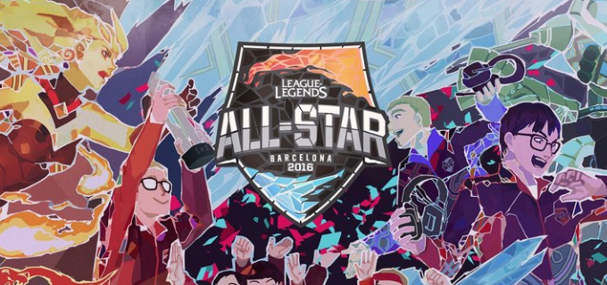 Barcelona Acollirà L'All Star De League Of Legends