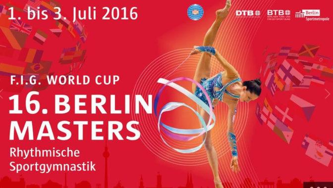 Una WC Berlin Master 2016 Amb Uns Podis Poc Habituals