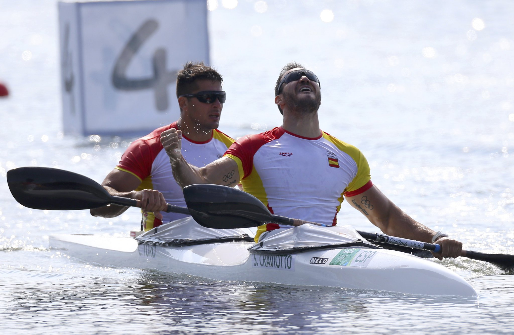 Els Nostres Olímpics (Dia 13): Dijous D'or, Plata I Bronze