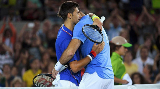 La Derrota De Djokovic En 1a Ronda En Imatges