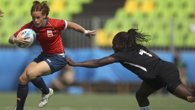 Rugby - Women's Pool B Spain v Kenya