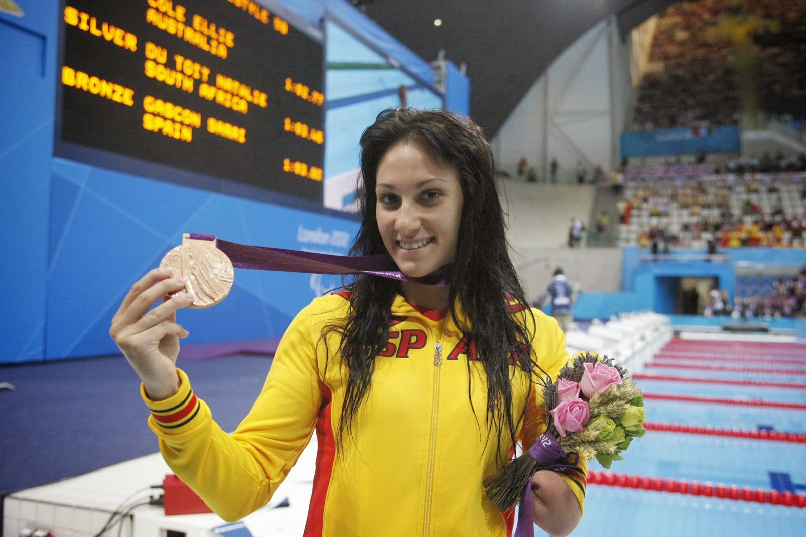 La FCEDF Entrevista A Quatre Nedadors Paralímpics Que Seran A Rio