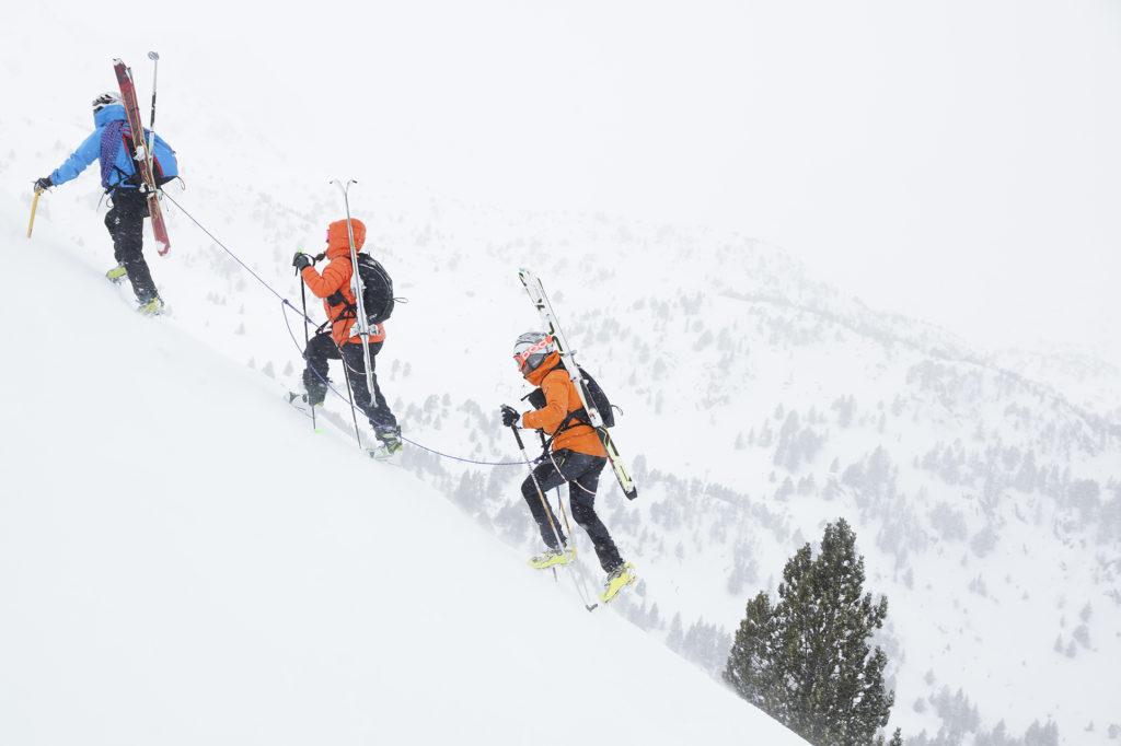 Esquí de muntanya a Grandvalira