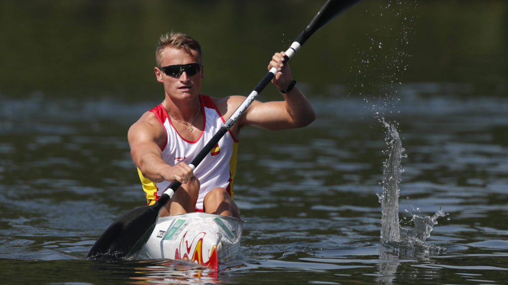 Olympic Games 2016 Canoe Sprint