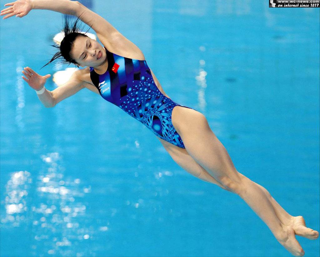 Pleguen Les Millors Saltadores De La Història Olímpica
