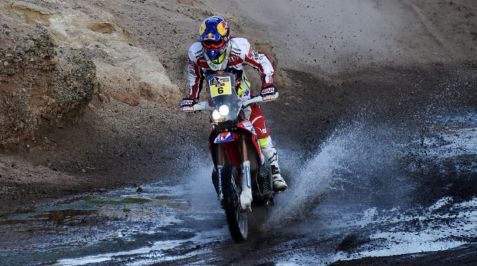 Els Nostres Pilots Al Dakar: Motos I UTV