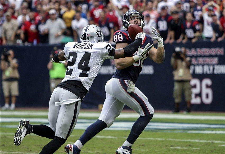 Raiders - Texans Playoffs de la NFL
