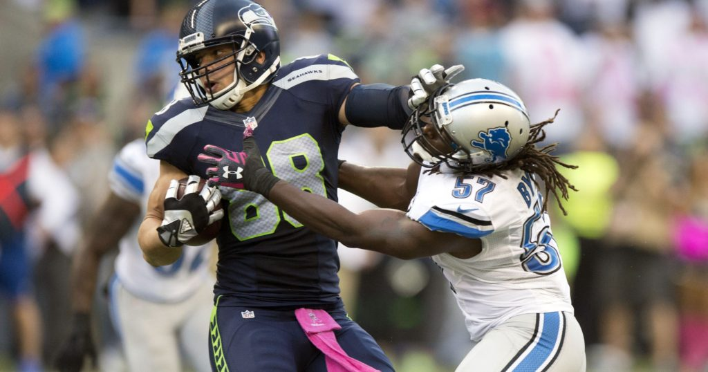 Seahawks - Lions playoffs NFL / Troy Wayrynen - Usa Today