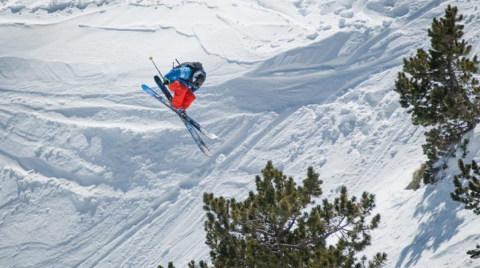 El Freeride World Tour Visitarà Andorra Per Partida Doble