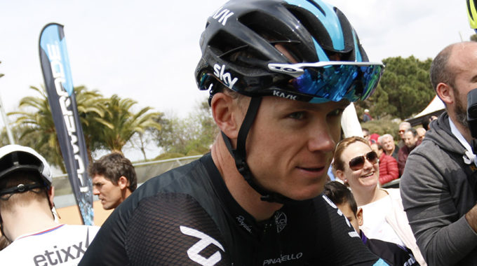 Froome 2016