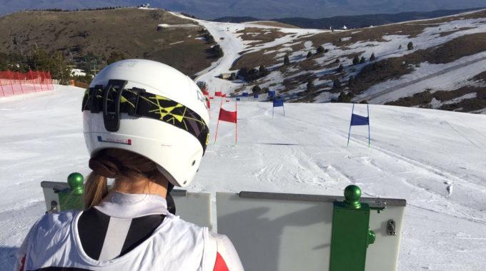 El Millor Esquí Infantil Del País A La Molina