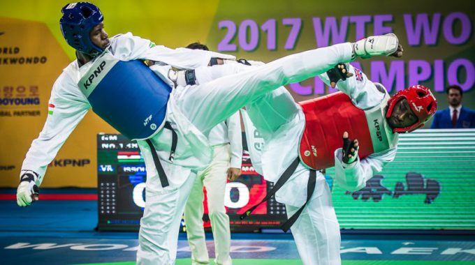 El Poder Africà Al Taekwondo