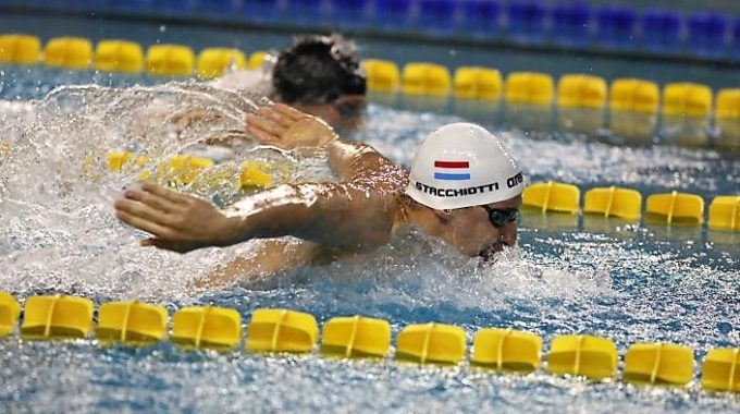 Raphaël Stacchiotti: 25 Anys I 40 Medalles Per A Luxemburg