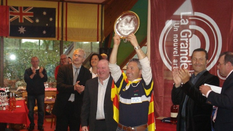 Fernando Cano, campió del món el 2009