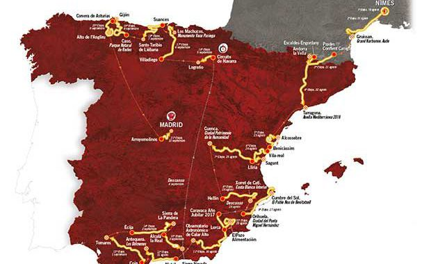 This Is La Vuelta, This Is Spain